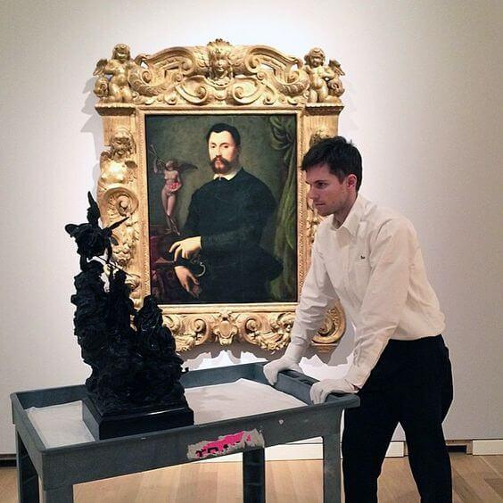 gestion de colecciones arty arte
